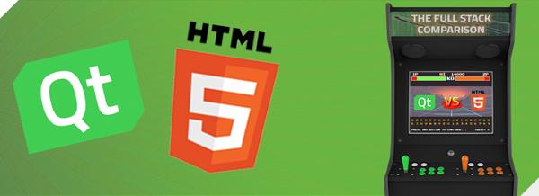 HTML5 vs Qt