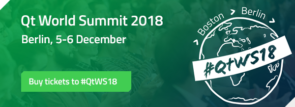 Qt World Summit 2018